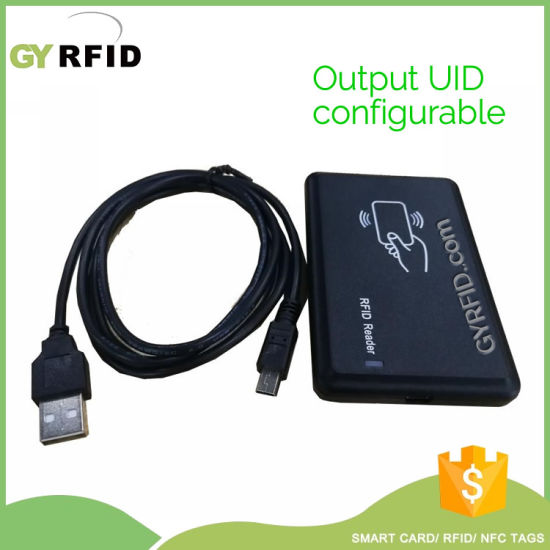 NFC MIFARE Uid Reader, MIFARE Ultralight Reader pictures & photos