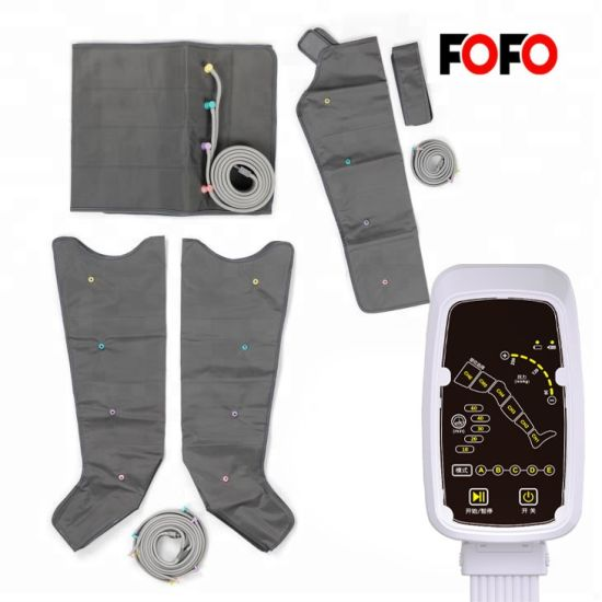 Air Massager for Circulation 2 Modes with 2 Extensions Recovery System