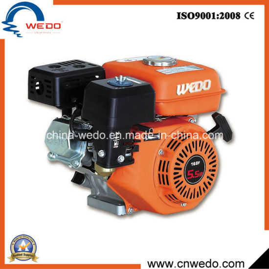 china 5 5hp ohv 4 stroke for honda type gx160 gasoline engine wd168 rh china wedo en made in china com