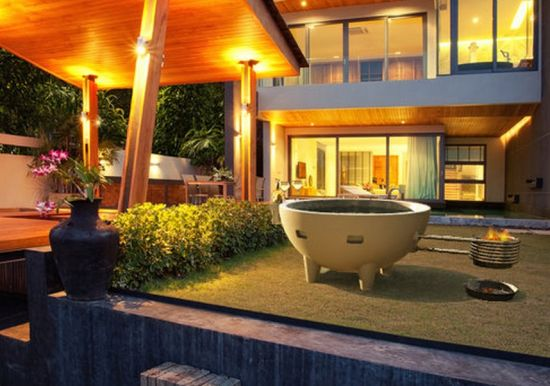 Hot Tub Heater Bath BBQ Outdoor Hot Tub SPA Dutch Tubs pictures & photos