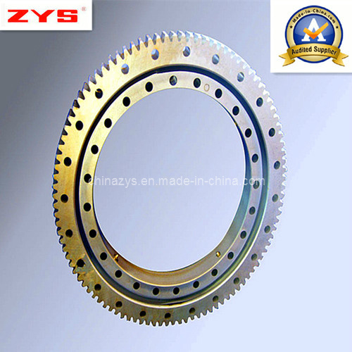Zys Excavator Slew Ring Single-Row Ball Slewing Bearing 010.45.1800 pictures & photos