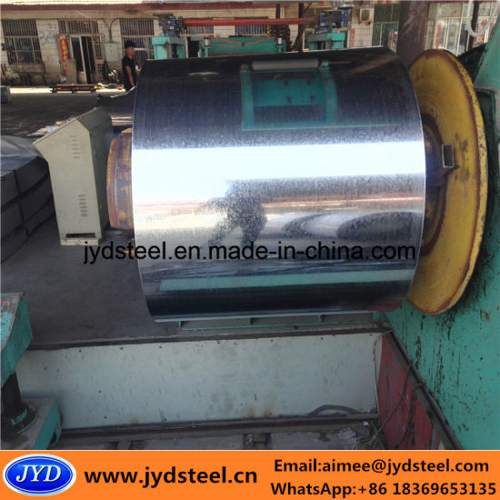 Hot-DIP Galvanized/Zinc Coated Steel Coil for Roofing Construction pictures & photos