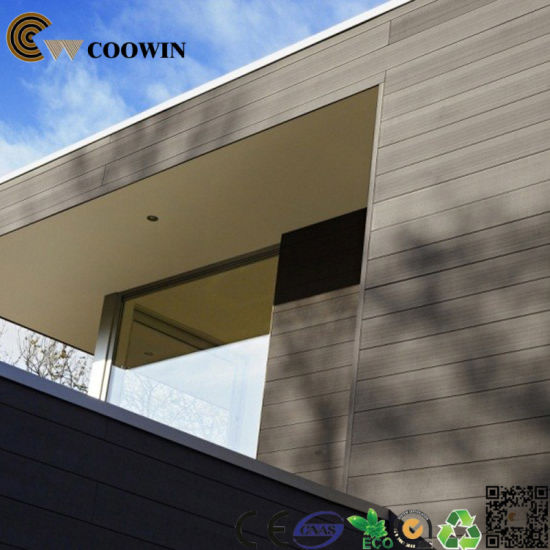 China Wood Plastic Composite Exterior Wall Cladding - China Wall ...