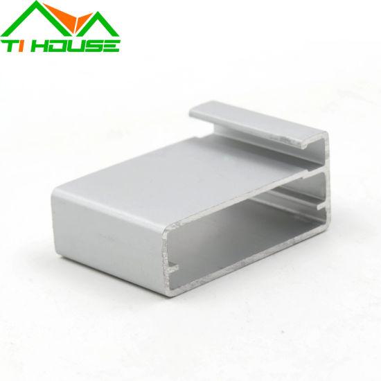 LED Aluminum Profile Extrusion Aluminum Curtain Wall Window Profile Accessory