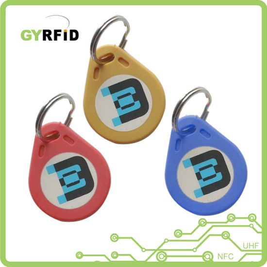 NFC Keychain RFID Keyfob for Access Control System (KEA03) pictures & photos