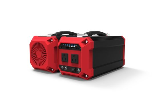 High Power Solar Power Generator Power Supply Solar Charger with LED Light pictures & photos