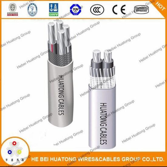 100/' 2//0-2//0-2//0-1 SER Aluminum Service Entrance Cable SE Style R Wire
