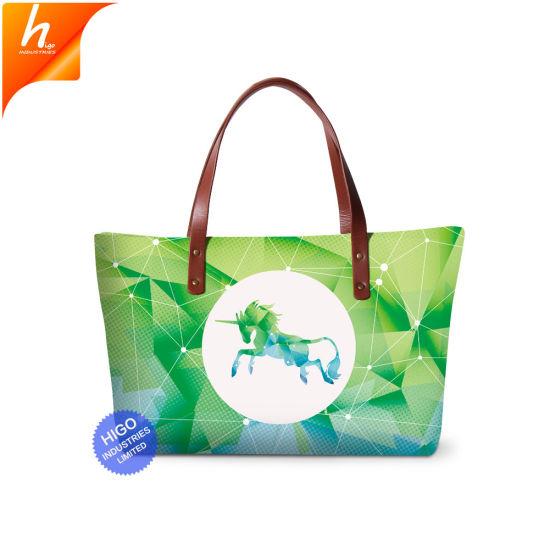 abd43966fbeb 2019 Unicorn Women Shoulder Handbag Large Capacity Tote Bag for Ladies