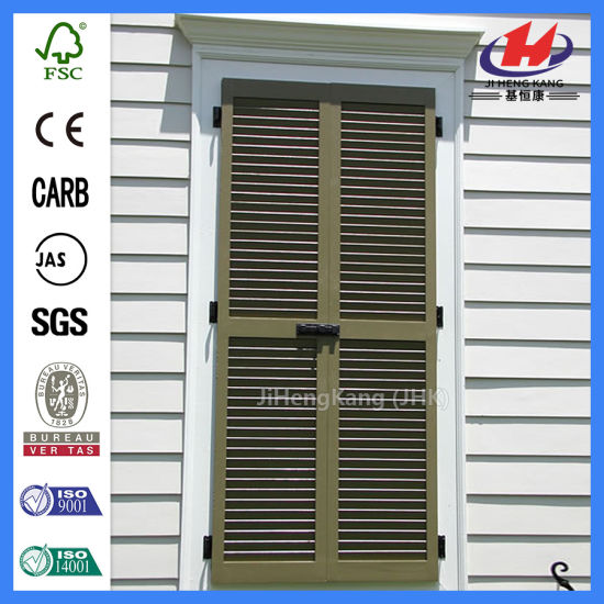 China Best Blinds For Indoor Wood Shutters Sliding Glass Doors