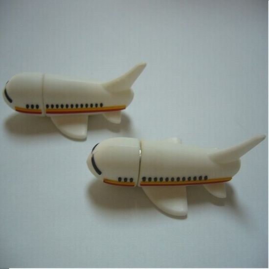 Custom USB Flash Drive Airplane Model USB 2.0 Disk pictures & photos