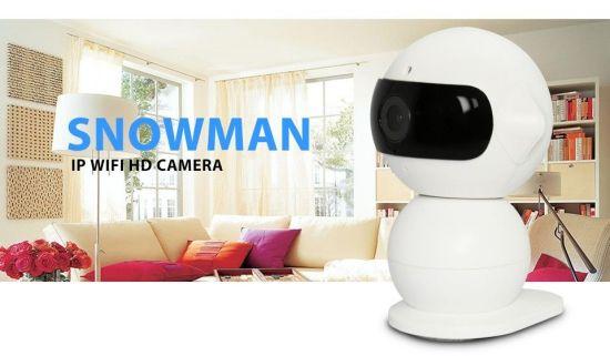 HD WiFi Wireless Webcam Mini Snowman IP Camera Home Security Infant Pet Monitor Video Recorder Cam
