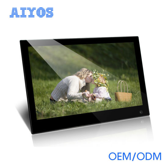 China 14 Inch 1080p With Led Backlight Digital Photo Frame China