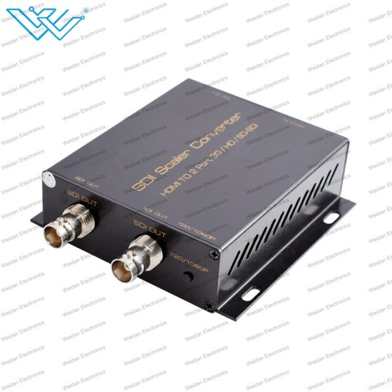 HDMI to SDI Scaler Converter (SD-SDI/HD-SDI/3G-SDI)