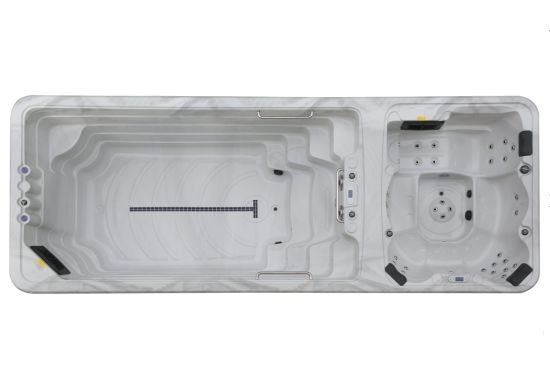 Newest 6m Swim SPA Supplier Top Selling Swimming Pool SPA for Distributors