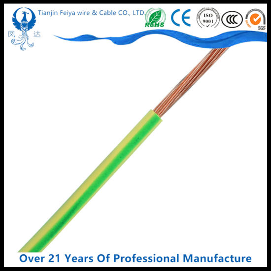 Electrical Wire Electric Cable Power Cable 2 3 4 Cores Flexible PVC Insulated Coiled Cable Wire pictures & photos