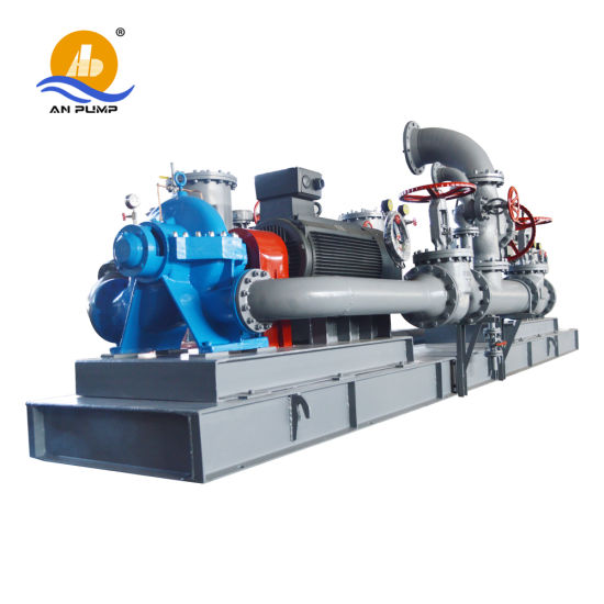High Flow Large Output Drainage Water Pump pictures & photos