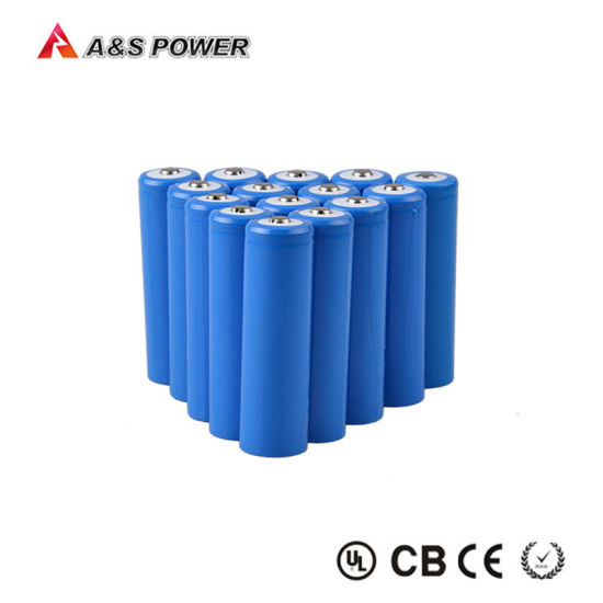 UL Approved Rechargeable 3.7V 2600mAh 18650 Lithium Ion Battery Cell pictures & photos
