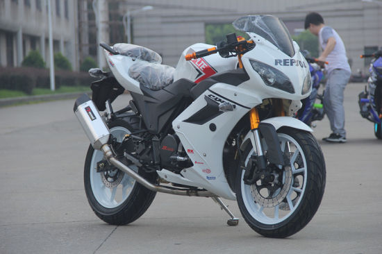 [Hot Item] Alibaba Hot Sale 125/250/350cc Sport Street Bike 200cc Motorcycle
