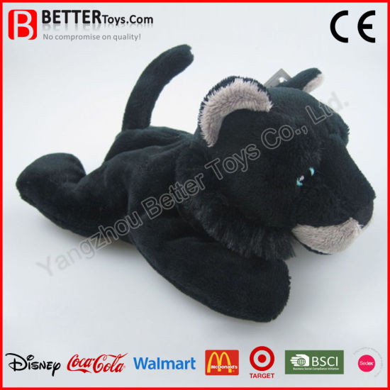 35f9a1562f84 China En71 Lifelike Soft Leopard Stuffed Animal Plush Panther Toy ...