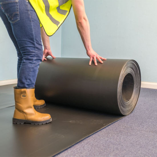 Corrugated Plastic Sheet Floor Protection