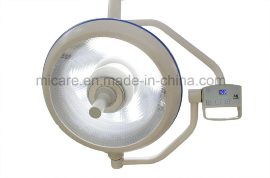 Miare Brand E700/500 Double Head Ceiling LED O. T. Light Operation Lamp pictures & photos