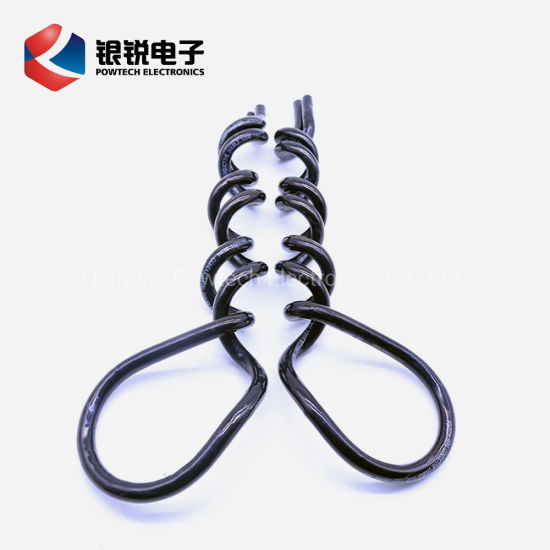 Semi Conductive Plastic Double Side Ties