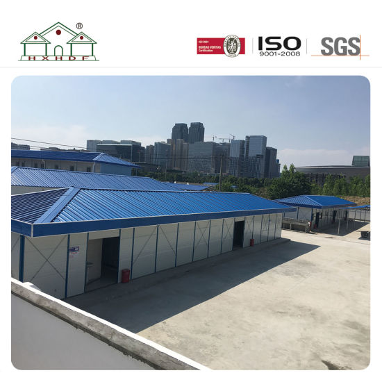 Prefabricated House Prefab Light Steel Office / Toilet pictures & photos