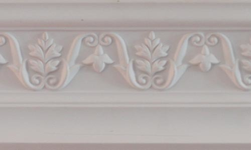 Gold PU Polyurethane Mouldings Cornice for Home&Interior Decoration