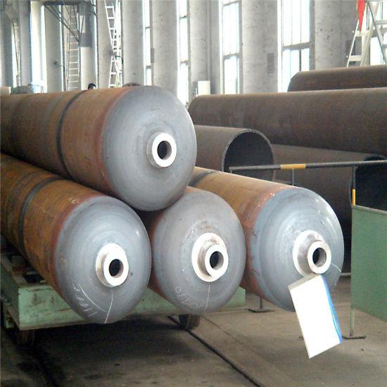 Big Diameter 622 Seamless Cylinder Forming Machine