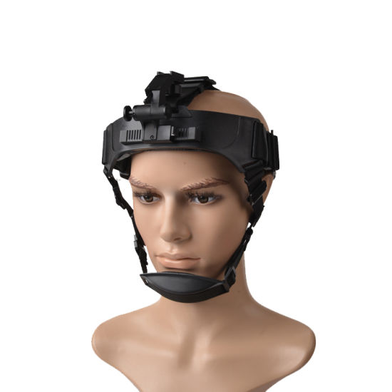 Flip-up Night Vision Headgear with Magnet