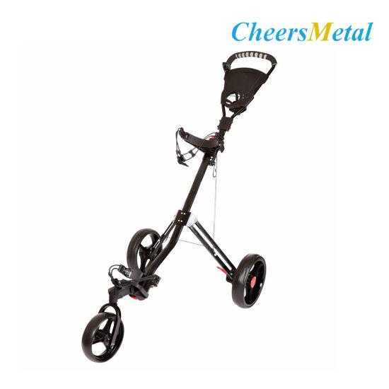 Aluminium Electric Golf Bag Golf Trolley