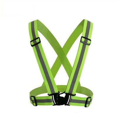 Reflective Transfer Vinyl Safety Belt for Outdoor Workers
