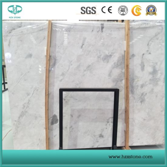 Chinese White Marble, Blue Sky Marble, Sky White Marble pictures & photos