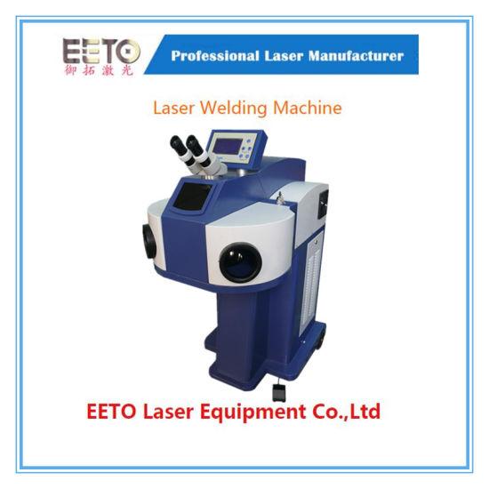260W Jewelry Laser Welding Machine Spot Welding with Factory Price