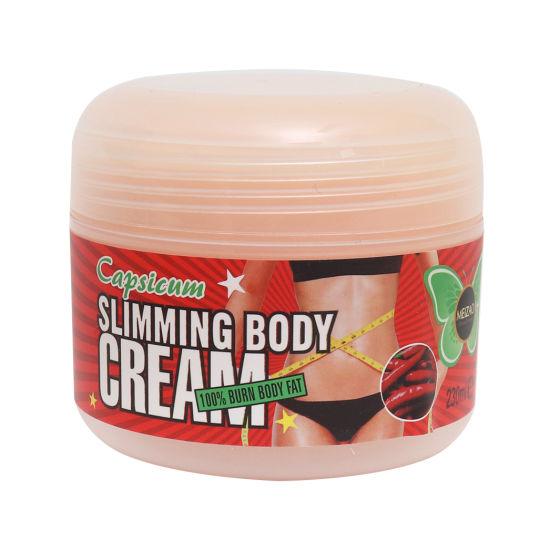 Professional Slimming Cream Burn Fat Perfect Body Gel Hot Anti Cellulite Belly Effective Private Abdomen Slim Stomach Logo
