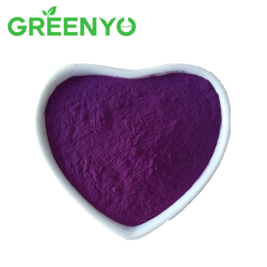 Free Sample Blueberry Fruit Powder Water Soluble Blueberry Powder