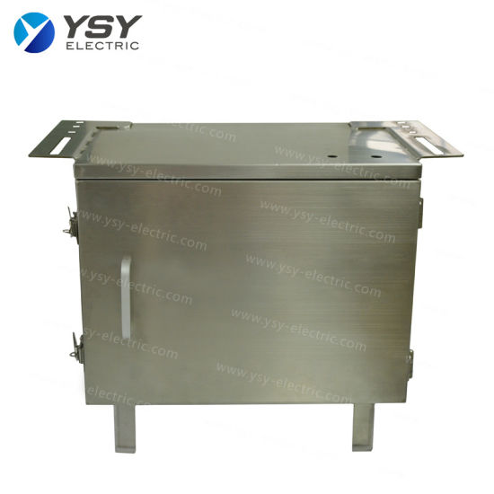 Customized Sheet Metal Stainless Steel Welding Fabrication Works Enclosure