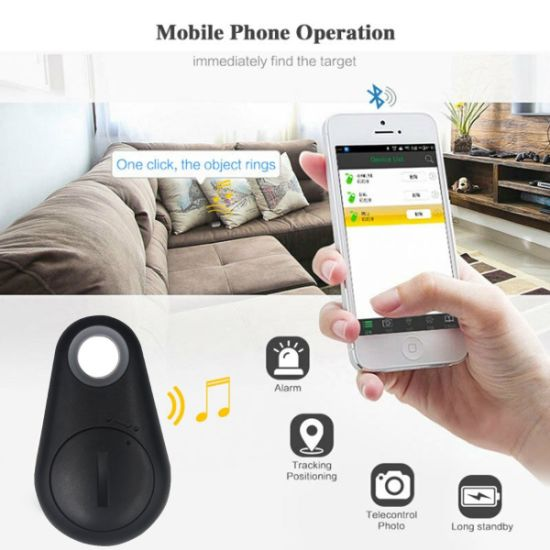 Smart Mobile Phone Alarm Tracking Device with Bluetooth