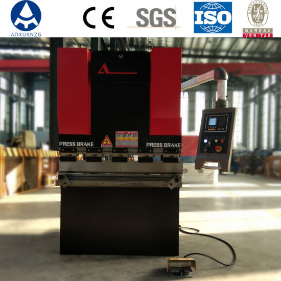 CNC Hydraulic Press Brake and Bending Machine Automatic Plate and Carbon Sheet Metal Processing Machine