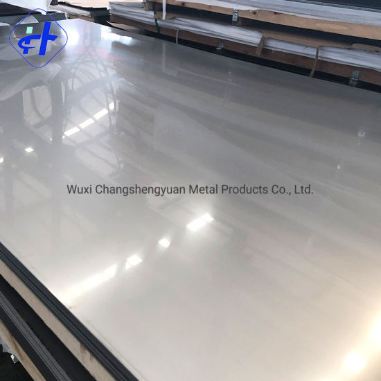 Factory Price Ss317L Stainless Steel Sheet