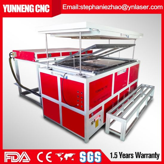 China Fully Automatic Bathtub Machines Bath Tub Vacuum Forming Fully ...