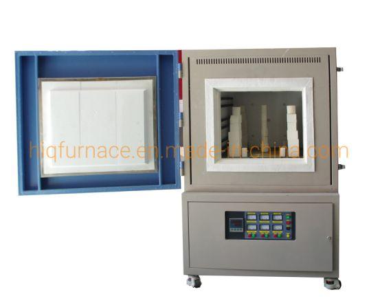 Laboratory Heating Equipments High Temperature Electric Muffle Furnace 1400c, Heat Treatment Furnace/Lab Factory Furnace/Sintering Furnace