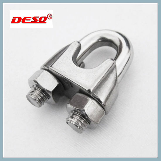 Stainless Steel Wire Rope Clip with Ce Certificate pictures & photos