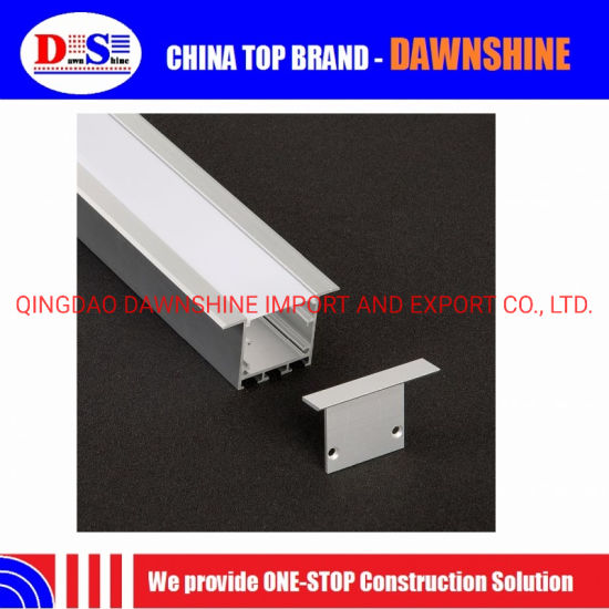 Aluminum 6000 Series Products Extrusion Aluminum Sheet Profile pictures & photos