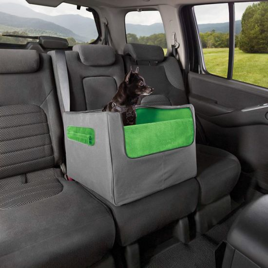 Factory Directly Sell Safety Small Dog Car Booster Seat