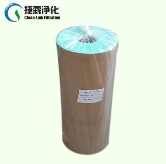 Supplier High Quality Paint Stop Filter for Spray Booth pictures & photos