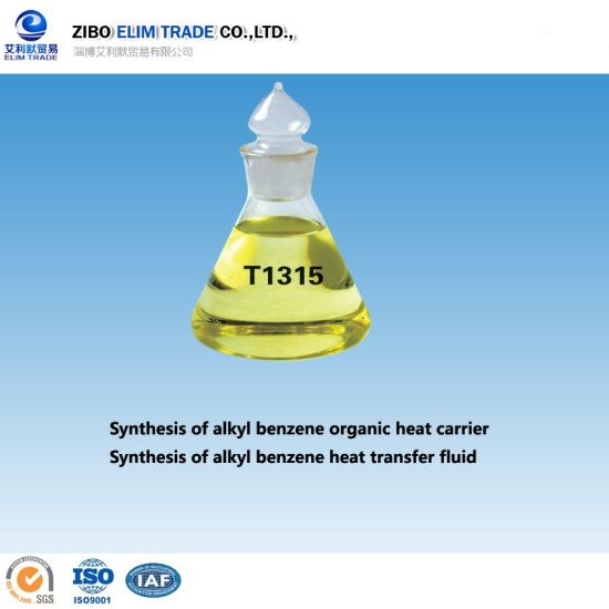 Synthesis of Alkylbenzene Heat Transfer Fluid Lubricant