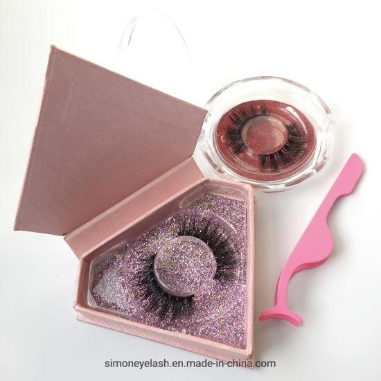 3D Mink Lashes with Customized Boxes False Eyelashes