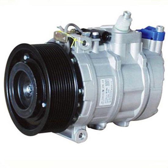 7seu17c/10PA15c Auto / Electric AC Compressor for W211 / W124 Cars
