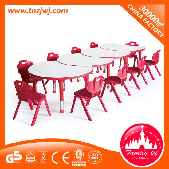 Amazing Combined Circle Table Kids Table Furniture Plastic Table For Sale Interior Design Ideas Gresisoteloinfo